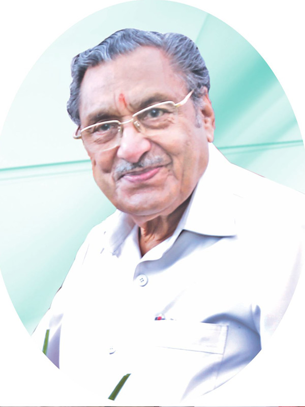 MR. RAJ K. JAIN, CHAIRMAN EMERITUS