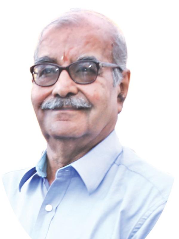 Mr. D.K Jain, Hony. Manager